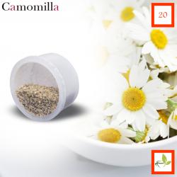 Mini 20 pezzi - Camomilla Naturale in Foglia (Espresso Point compatibile*)