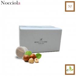 Maxi 50 pezzi - Nocciola (Espresso Point compatibile*)