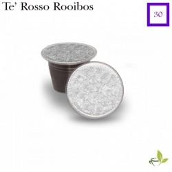 Tè Rosso Rooibos 30 capsule (Nespresso compatibile*)