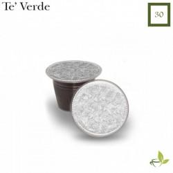 Tè verde 30 capsule (Nespresso compatibile*)