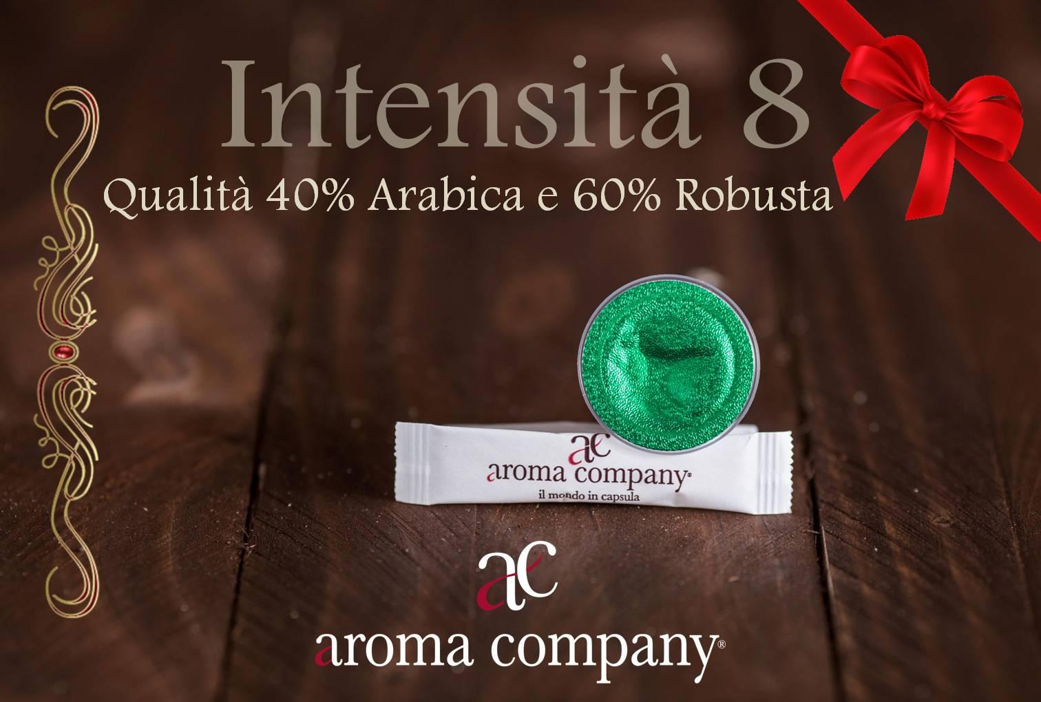 Guatemala Mon Amour Aroma Company, espresso di qualita