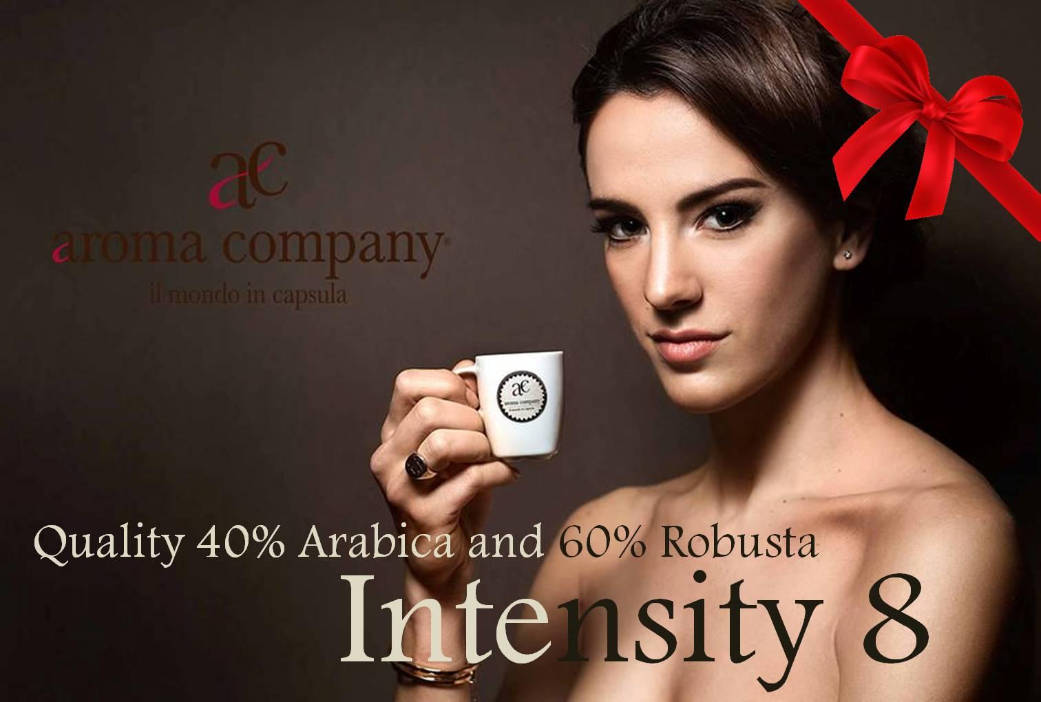 Guatemala Mon Amour Aroma Company quality of espresso Lavazza A Modo Mio