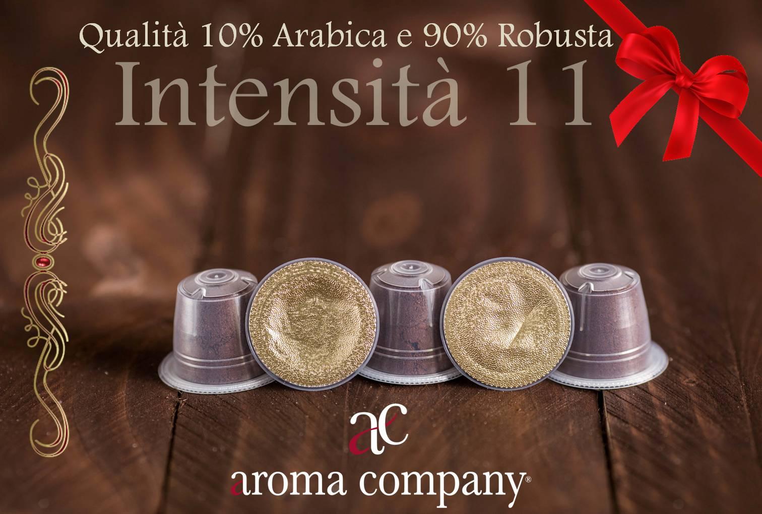 Sole di Napoli Aroma Company espresso di qualita