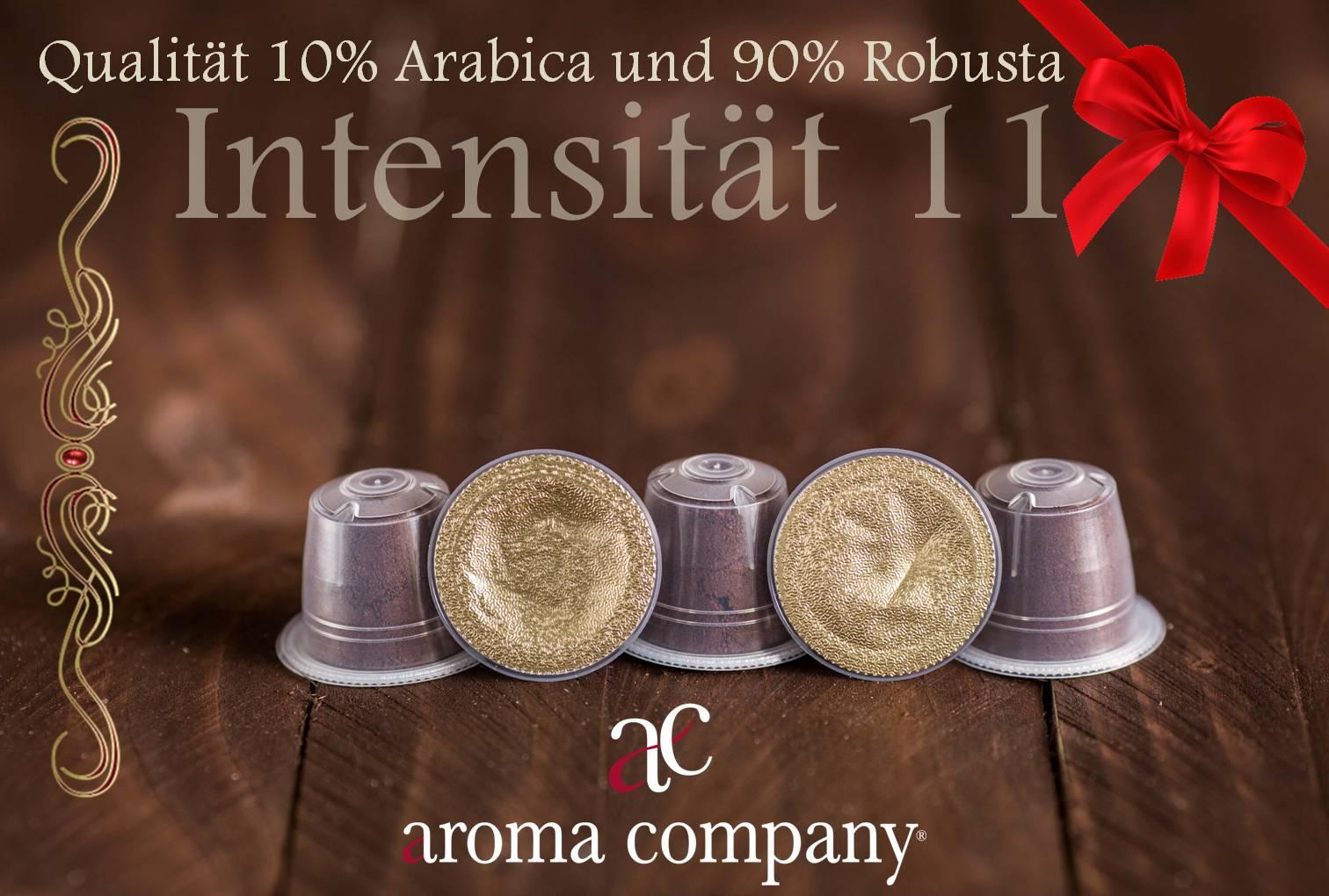 Sole di Napoli Aroma Company qualitat espresso