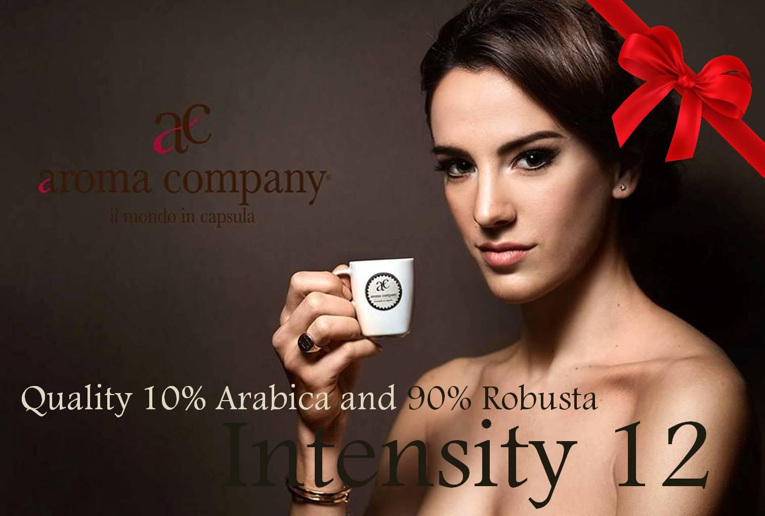 Sole di Napoli Aroma Company quality of espresso Lavazza espresso point