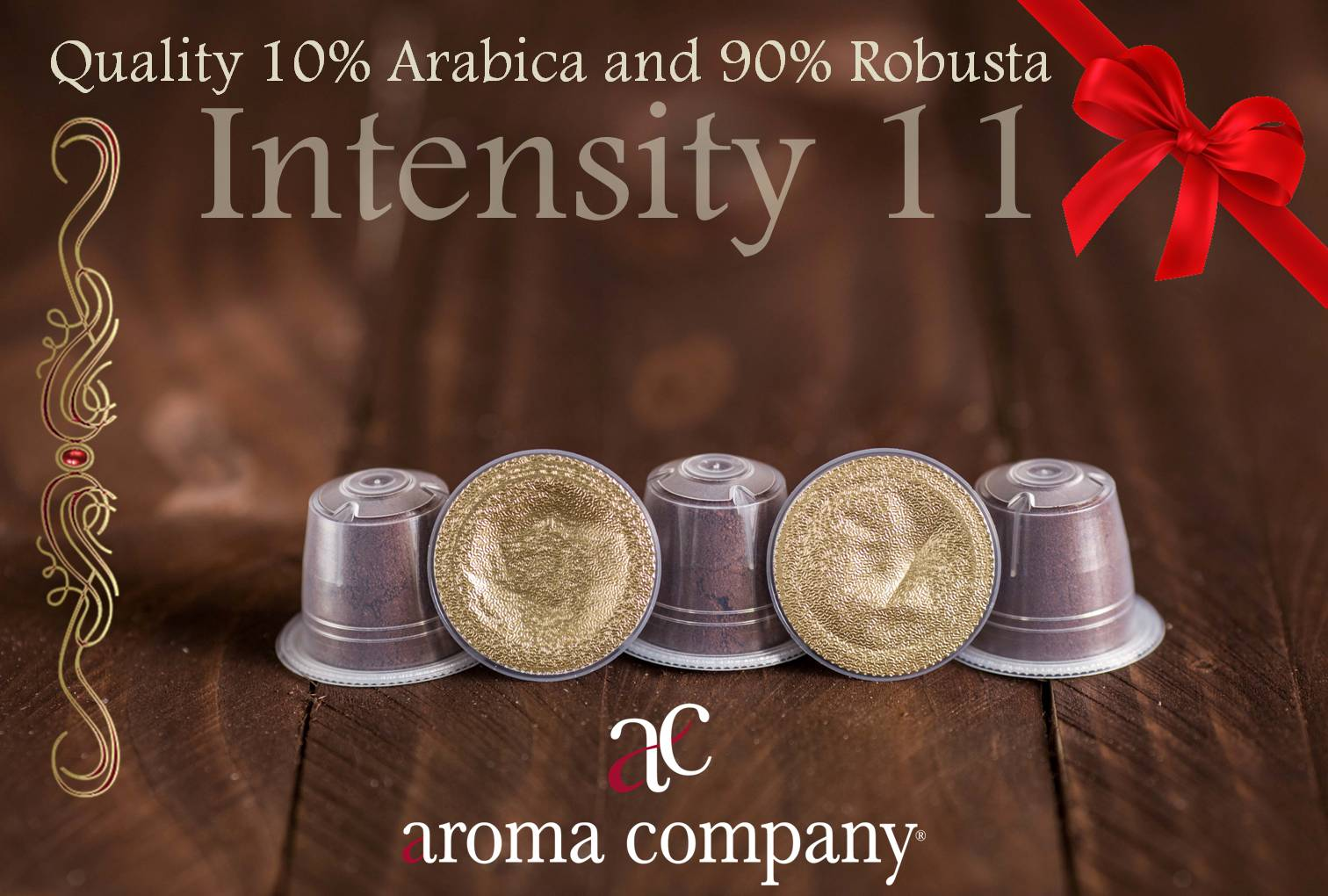 Sole di Napoli Aroma Company quality of espresso