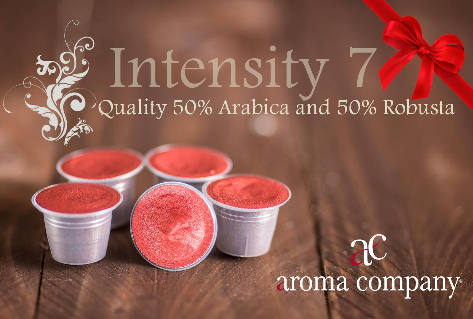 Sweet Tango Aroma Company quality of espresso