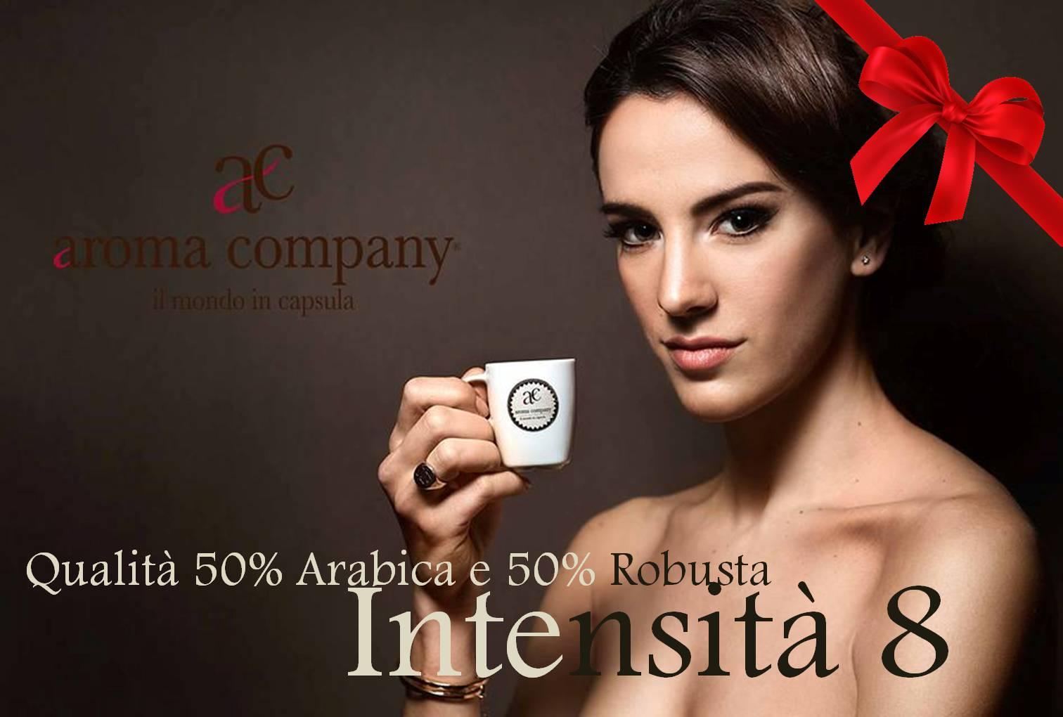 Tango Amabile Aroma Company espresso di qualita Lavazza espresso point