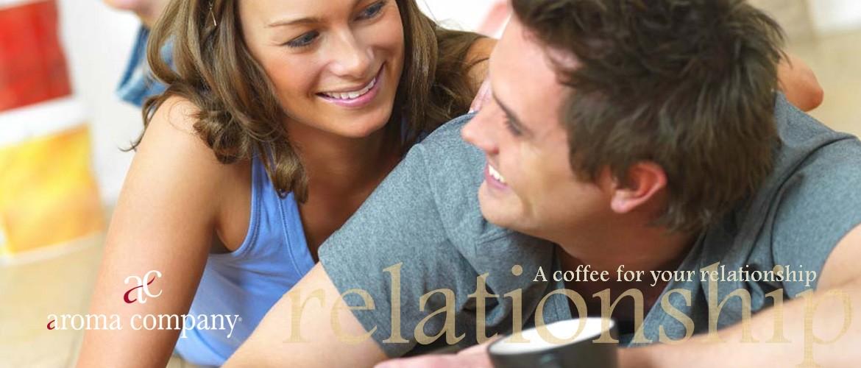 Aroma Company, un caffè per la tua relazione