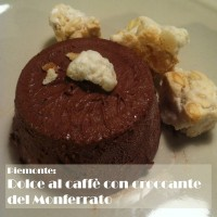 Piedmont: Sweet coffee with crisp Monferrato