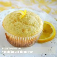 Britain: Muffin Lemon