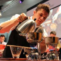 The world barista Championship