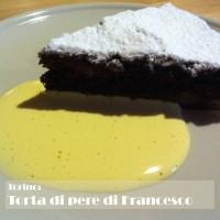 Torino: Francis pears cake