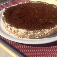 London: Cheesecake al caffè
