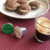 Brisbane: Biscuits with Nespresso compatible capsules *
