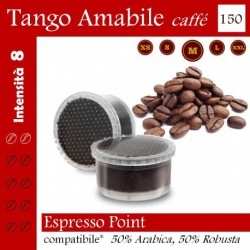 coffee Tango Amabile, 150 capsules (Espresso Point compatible*)