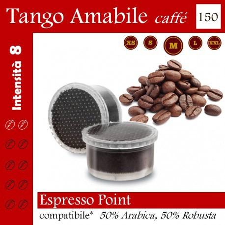 Caffè Tango Amabile conf. da 150 capsule (Espresso Point compatibile*)