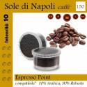 Naples Sun coffee Espresso Point 150 compatible capsules*