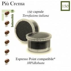 Mehr Rahm kaffee Espresso Point kompatibel kapseln*