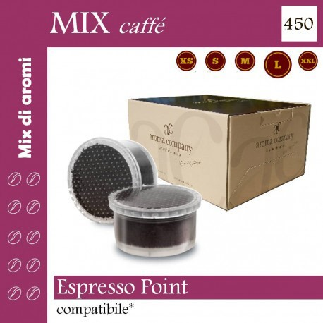 Espresso Point 450 Kapseln kompatibel*