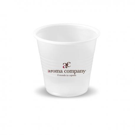 Bicchiere da caffè in plastica - 500pz.
