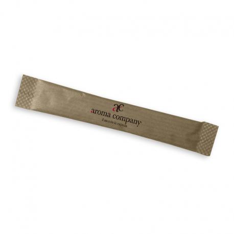 Raw cane sugar bag - 100pcs.