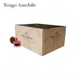 Confezione da 120 capsule Espresso Point compatibili di caffè Tango Amabile