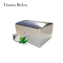 Confezione da 25 capsule Nespresso compatibili di Tisana relax