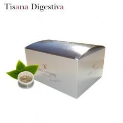 Confezione da 15 capsule Espresso Point compatibili di Tisana digestiva