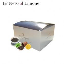 Confezione da 15 capsule Espresso Point compatibili di Tè nero al limone