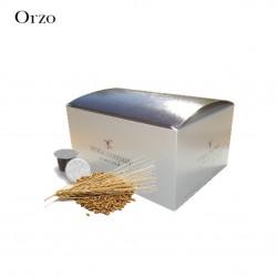 Confezione da 25 capsule Nespresso compatibili di Orzo solubile