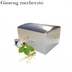 Confezione da 25 capsule Nespresso compatibili di Caffè al Ginseng