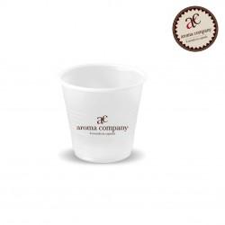500 Bicchieri da caffè in plastica