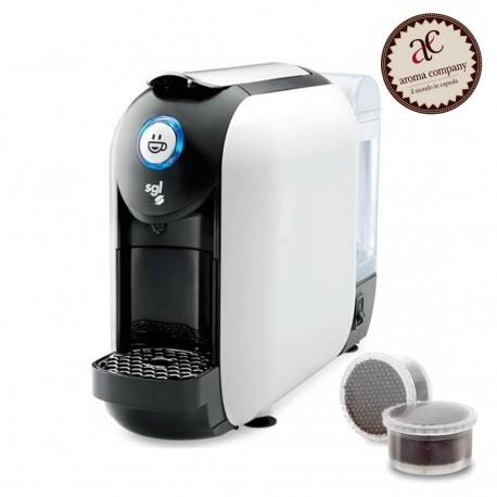 Smarty, Coffee machine Espresso Point compatible capsules
