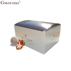 Packung mit 20 Espresso Point Kapseln kompatibel Guarana Extrakt löslich