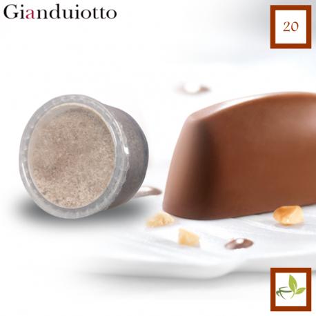 Mini 20 pezzi - Gianduiotto Solubile (Espresso Point compatibile*)