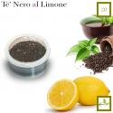 Black Leaf Tea with Lemon, 20 capsules (Espresso Point compatible*)