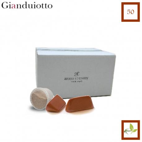 Maxi 50 pezzi - Gianduiotto (Espresso Point compatibile*)