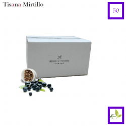 Maxi 50 pezzi - Tisana Mirtillo (Espresso Point compatibile*)