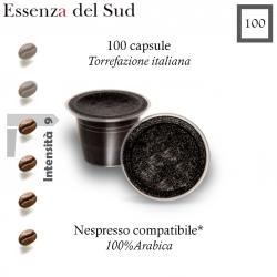 Caffè Essenza del Sud conf. da 100 capsule (Nespresso compatibile*)
