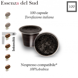 Southern essence, Nespresso compatible coffee capsules