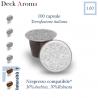 Kaffee Deck Aroma, 100 capsule (Nespresso kompatibel*)