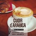 Cuor D'Arabica-250 g. Moka-grind 100% Arabica-High quality blend