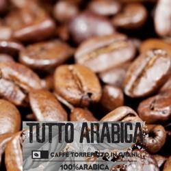 Tutto Arabica - 1000g. torrefatto in grani - 100%Arabica - Selected high quality blend