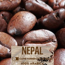 Nepal mono-origin - 1000g. torrefatto in grani - 100%Arabica - Selected high quality blend