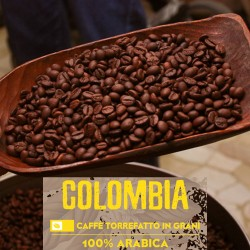 Colombia mono-origin - 1000g. torrefatto in grani - 100%Arabica - Selected high quality blend