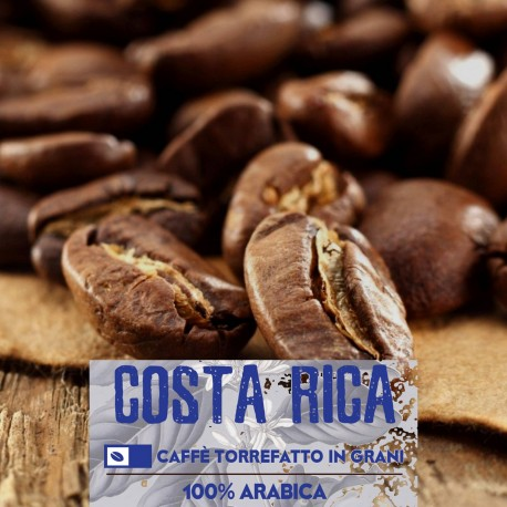 Costa Rica mono-origin - 1000g. torrefatto in grani - 100%Arabica - Selected high quality blend