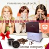"box 25 Nespresso compatibili, ""Gran Aroma"" coffee Aroma Company"