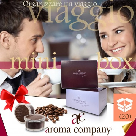 "box 20 Espresso Point compatibili, ""Gran Aroma"" coffee Aroma Company"