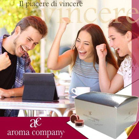 box 20 Espresso point compatibili, Tango Amabile coffee Aroma Company